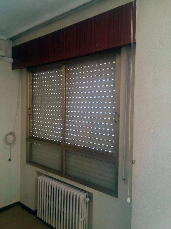 sustitución de ventanas de aluminio por pvc
